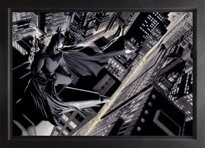 Batman: Knight Over Gotham - Box Canvas
