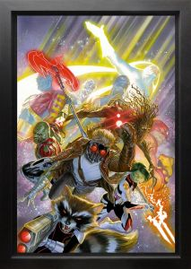 Guardians of the Galaxy - Canvas