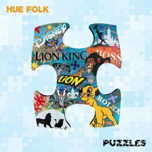 Pride Land - Puzzle Piece