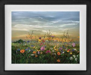 Spring - Framed