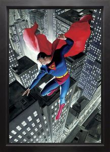 Superman Twentieth Century - Box Canvas