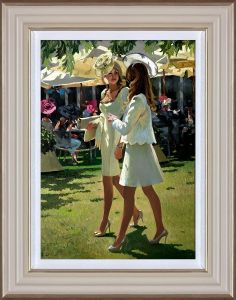 The Colour and Glamour of Ascot