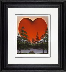 The Power of Love (Framed)
