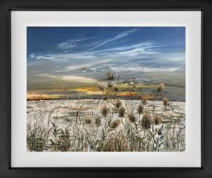 Winter - Framed