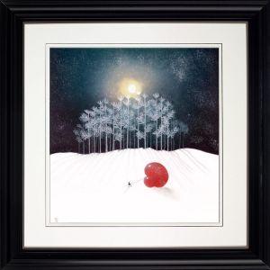 Winter Frost - Framed