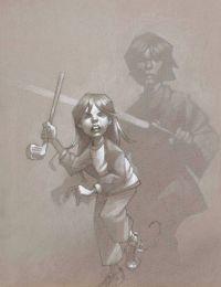 Skye Walker- Sketch (Low Stock)