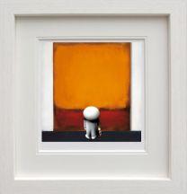 Rothko's Brushstroke of Genius (Framed)