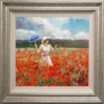 Monets Poppies