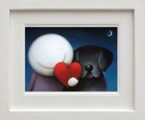 We Share Love (Framed)