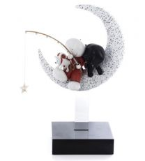Catch a Falling Star (Sculpture)