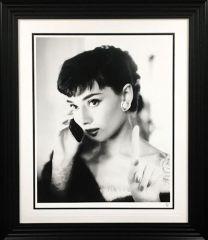 Audrey Hepburn Selfie