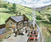Oak Worth - The Railway  Children