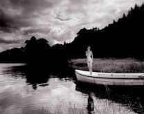 Nude In A Boat 1984