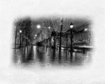 Street Lights - Paris