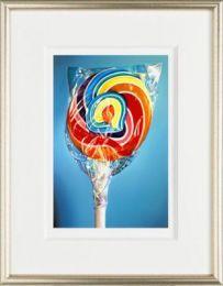 Still Life Rainbow Swirl