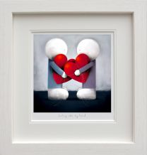 Looking After My Heart (Framed)