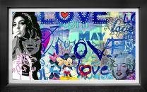 Love - Framed