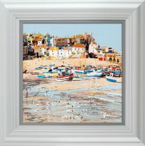 Low Tide- St Ives Bay