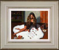 Solitaire (framed)