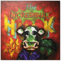 The Incredibull Hulk - Canvas
