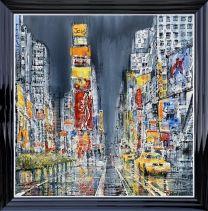 Times Square Rush Hour
