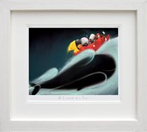 A Whale of a Time (Framed)