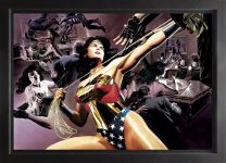 Wonder Woman: Defender Of Truth - Box Canvas