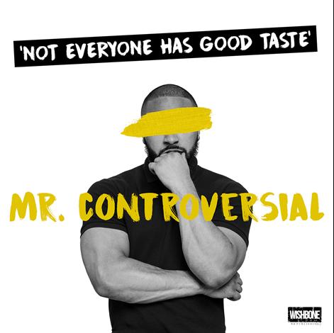 Mr Controversial
